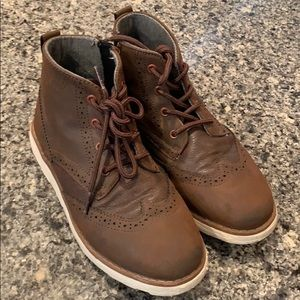 Cat & Jack Size 4 Boys Dressy Casual Boots